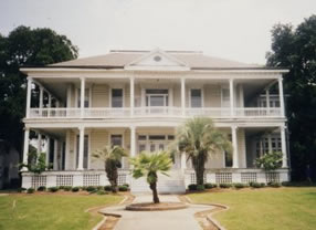 Dantzler House Before Hurricane Katrina